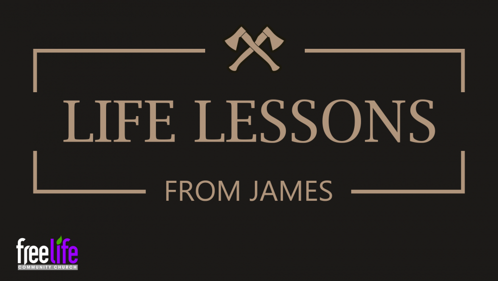 Life Lesson From James