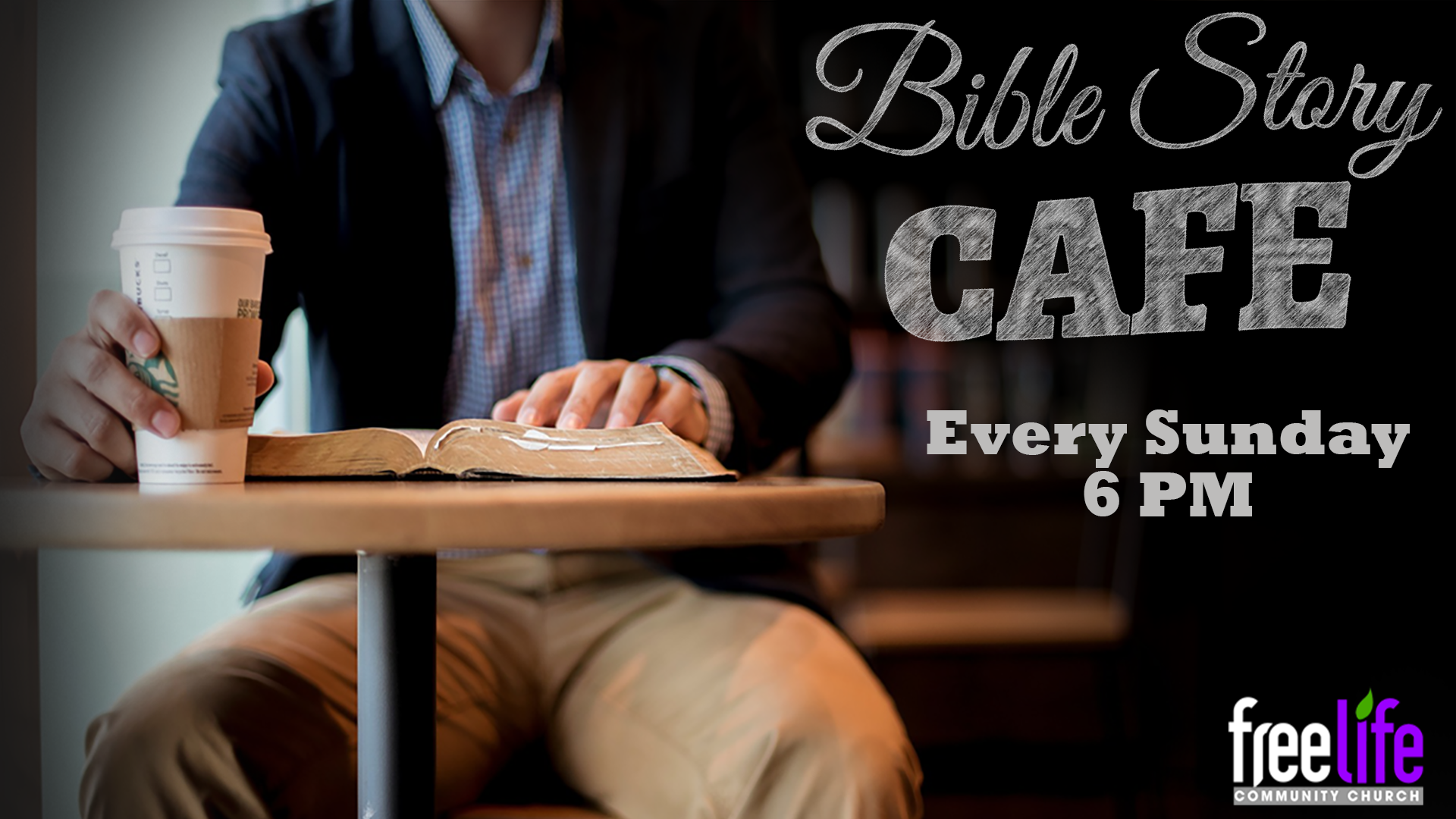 Bible Story Cafe