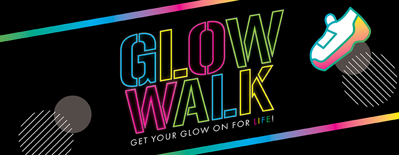 FLCC Partners with the CPC for a Glow Walk!